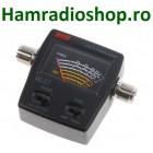Nissei, RS 27, SWR, Power, Reflectrometru, 26 la 30 MHz