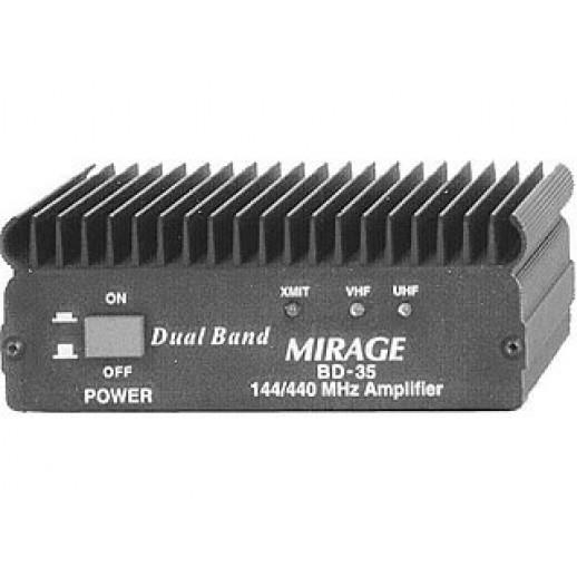 Amplificator, Mirage,  2m / 70 cm, 45 / 35 W