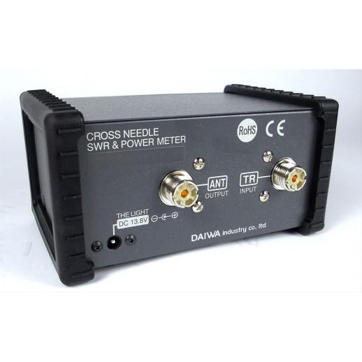 Daiwa, 501 H, SWR, Power, Reflectometru