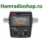 Nissei, RS 40, SWR, Power, Reflectrometru, 140 - 150, 430 - 450 MHz