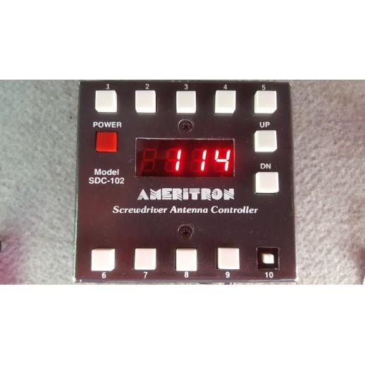 Ameritron SDC 102,  Unitate de comandă, Semi automată