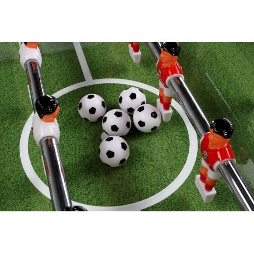 """Masă Fotbal, """"REAL"""", Profesională, Lemn Natur"""
