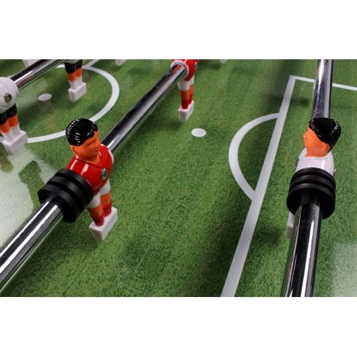 Masă Fotbal, REAL, Profesională, Lemn Natur