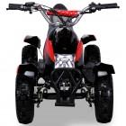 ATV, Benzină, Mini Quad, Cobra , 49cc, Roșu