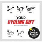 Bicicletă, Electrică, Rich Bit, RT 012, 48 V, 17 Ah, 1000 W, Verde