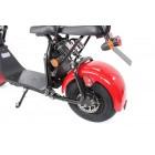 Scuter, eFlux, Harley Two, 1500 Watt, 60 V 20 A, 2 locuri