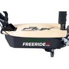 Scuter, eFlux, Freeride, X2, HUB, 2500W, 60V, Negru