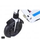 Trotinetă, Electrică, eFlux, Lite ONE, Roți 8, Motor 500 W, Alb Albastru
