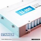 Scuter, eFlux, Lite Six, 500 W, Baterie 48 V, 7.8 A, Alb