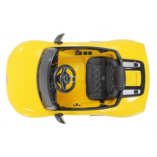 Masinuta electrica, pentru copii, Audi R 8, Model 2018