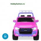Ford Ranger, Mașinuță electrică, 2018, 2 locuri, Roz