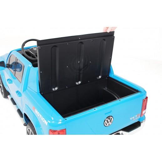 Masinuta electrica,pentru Copii,Volkswagen Amarok,2 x 35 wati,Scaune din Piele