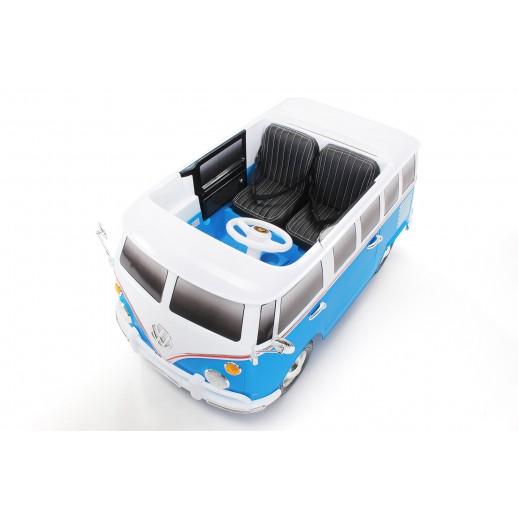 Masinuță Electrică, Volkswagen Bus, T 1, Samba, 2 locuri