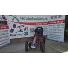 Kart cu pedale, Gokart, Abarth, FS 595, Negru Roșu